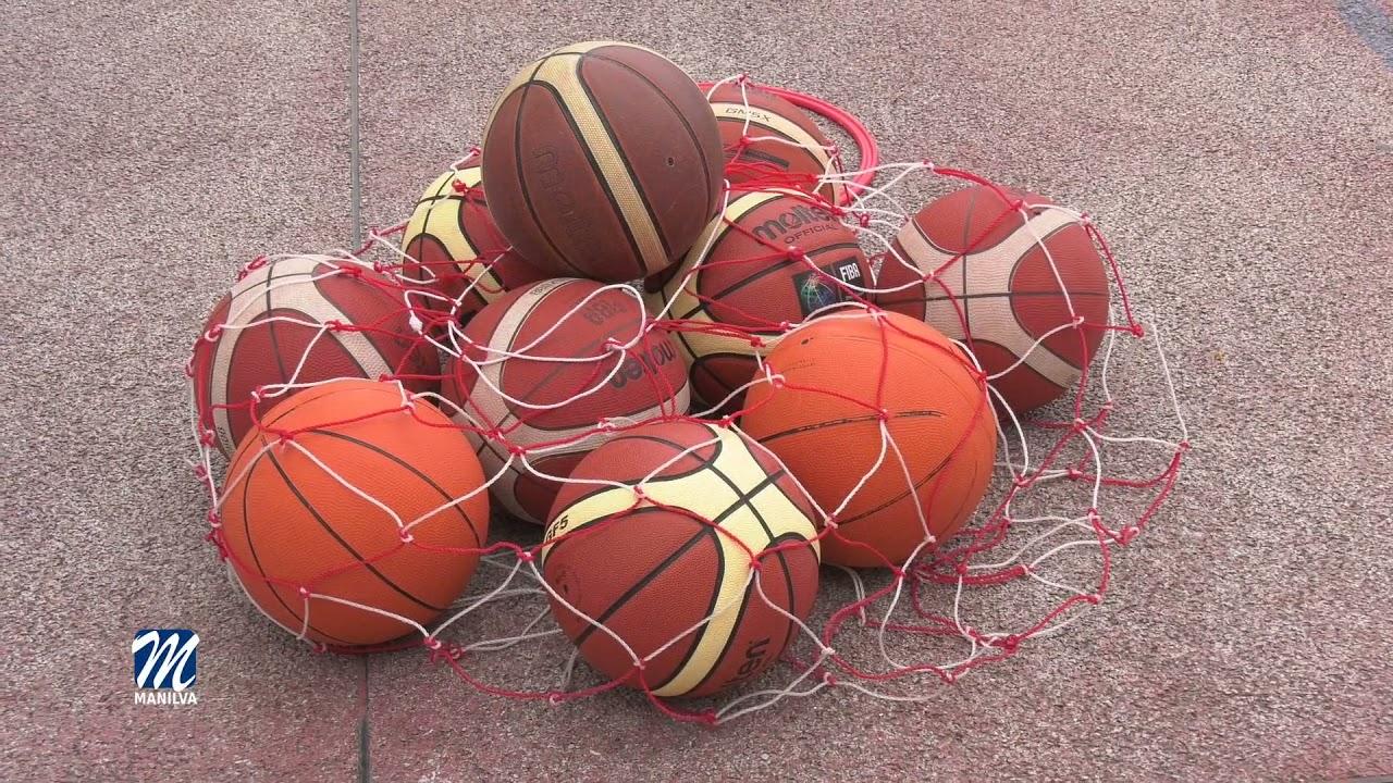 Escuela de iniciación al baloncesto