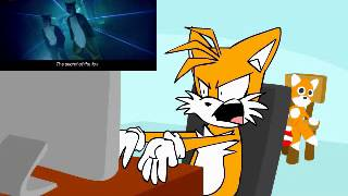 "Tails Reacts To ""What Does The Fox Say?"" (with song)"
