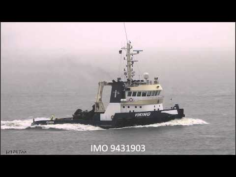 Click to view video VIKING - IMO 9431903 - Germany - Elbe - Cuxhaven - 30.08.2014