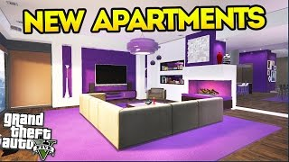 getlinkyoutube.com-GTA 5 $28,000,000 Spending Spree! NEW APARTMENTS!! Executives and Other Criminals Part 2