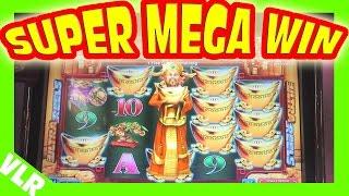 getlinkyoutube.com-SUPER MEGA BIG WIN - MORE GOLD MORE SILVER - MAX BET Slot Machine Bonus
