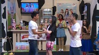 getlinkyoutube.com-Lucu, Ditelpon Syahnaz Dihadapan Kezia Bang Billy Jaim