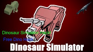 getlinkyoutube.com-Roblox | Dinosaur Simulator Hack | Lower priced Dino
