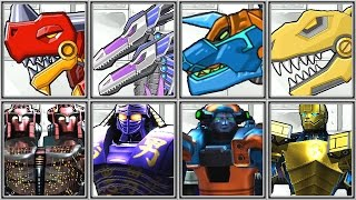 getlinkyoutube.com-Dino Robot Corps + ReaL SteeL - Full Game Play - 1080 HD