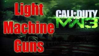 getlinkyoutube.com-MW3 Guns Confirmed - LMGs Modern Warfare 3 Light Machine Guns List Photos