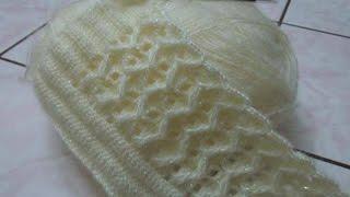 getlinkyoutube.com-Crochet| Stitches |Simplicity Patterns| غرزة كروشيه فخمة بارزة لبطاطين الأطفال والمفارش والجواكت