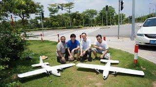 getlinkyoutube.com-MTD Long Range FPV Plane Testing Waypoints mode Autonomous Flight