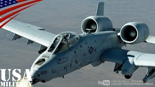 getlinkyoutube.com-A-10 Thunderbolt II Great 30mm Gatling Gun - GAU-8 Avenger