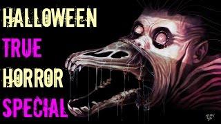 getlinkyoutube.com-12 Scary TRUE Horror Stories - Halloween Special