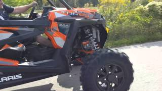 getlinkyoutube.com-RZR 1000 Turbo vs RZR 1000 Drag Race
