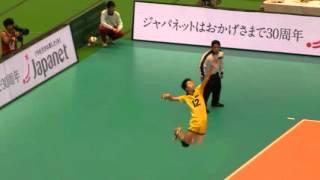 getlinkyoutube.com-2016春高バレー 男子決勝 東福岡VS鎮西 フルバージョン