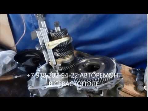 Ремонт коробки передач Renault Megane в Севастополе