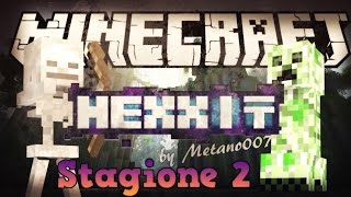 getlinkyoutube.com-Minecraft Hexxit S2 #11 - Troppi arcieri