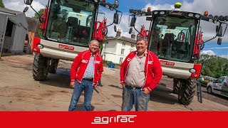 Agrifac Condor Testimonial United Kingdom 130703 Rowe & Sons