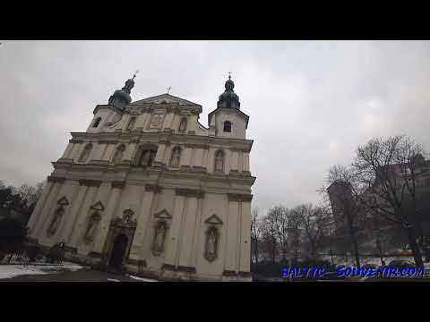 ПРОГУЛКА по КРАКОВУ, Польша / Kraków, Polska / Krakow, Poland