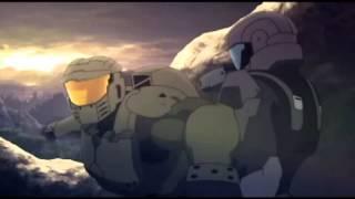 getlinkyoutube.com-Halo - Skillet (Hero Remix)