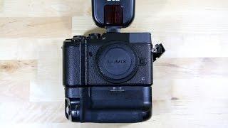 getlinkyoutube.com-Panasonic Lumix GX8 battery Grip Custom