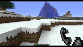 [MineCraft] TnT Mountain Explosion (Episode 1)