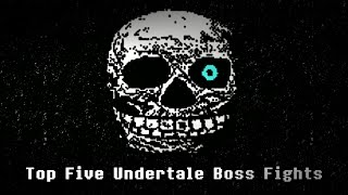 getlinkyoutube.com-Top Five Undertale Boss Fights