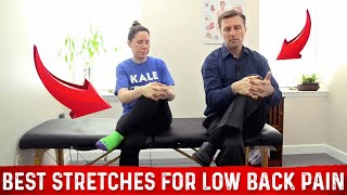 getlinkyoutube.com-Best Stretches for the Low Back Pain
