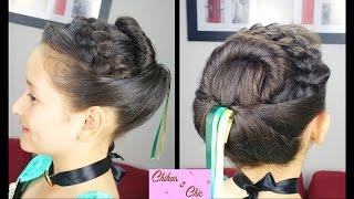 Peinado Coronacion Princesa Anna (Sin Extensiones!) - Anna's Coronation Hairstyle | Disney | Frozen