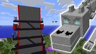 getlinkyoutube.com-Minecraft: BONEY THE DRAGON MISSION! - Custom Mod Challenge [S8E51]