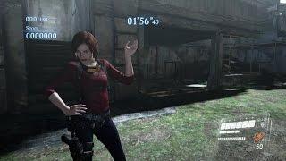 getlinkyoutube.com-Resident Evil 6 mod Claire Sniper