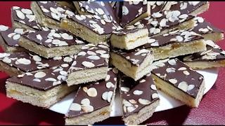 getlinkyoutube.com-حلويات سهلة/ حلوة  بالمربى والشوكولاته هشة ولذيذة