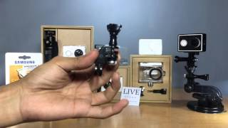 getlinkyoutube.com-Xiaomi Yi, GoPro &  Accessories action camera SEMARANG