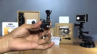getlinkyoutube.com-Xiaomi Yi, GoPro &  Accessories action camera SEMARANG