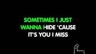 getlinkyoutube.com-Hurt - Christina Aguilera Karaoke