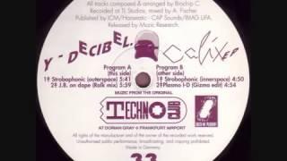 Y DECIBEL   STROBOPHONIC INNERSPACE 1991