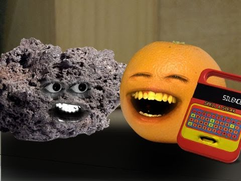 Annoying Orange - Meteortron (Transformers Spoof)