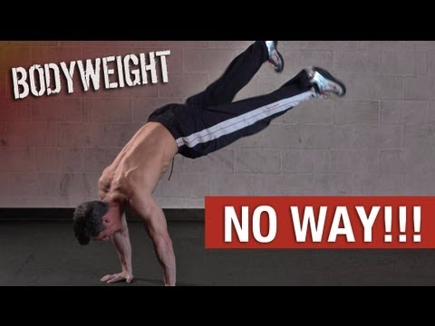 Top 5 Bodyweight Exercise MISTAKES - (STOP Doing These - Build Muscle!!)