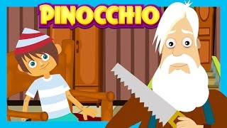 getlinkyoutube.com-PINOCCHIO - Kids Story    Fairy Tales And Bedtime Stories for Kids    Animated Stories