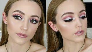 getlinkyoutube.com-EASY Cut Crease Makeup Tutorial