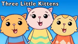getlinkyoutube.com-Cute Cat Video | Three Little Kittens and More | Baby Songs from Mother Goose Club!