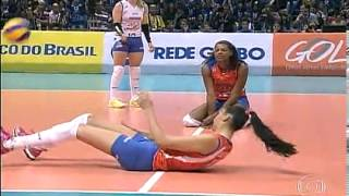 getlinkyoutube.com-Superliga Feminina 12/13 - Final - Sollys/Osasco x Unilever/RJ