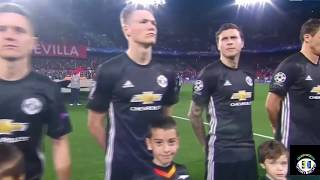 Sevilla vs Manchester United 0-0 - highlights & all goals - 21/02/2018