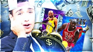 getlinkyoutube.com-ATTEMPTING TO BUILD THE BEST DRAFT EVER!! NBA 2K16 MYTEAM