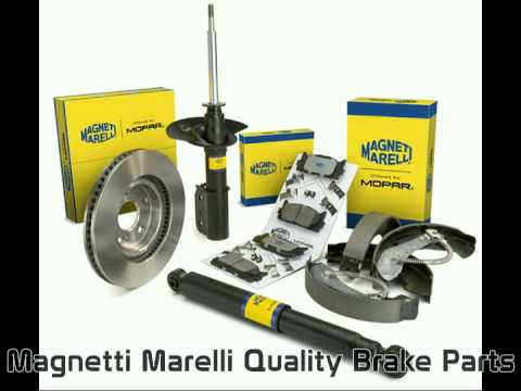 Magnetti Marelli Brake Kits Parts