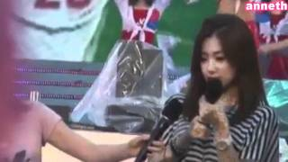 getlinkyoutube.com-TaeNy Taeyeon & Tiffany - [Signs that you are INLOVE part 4]