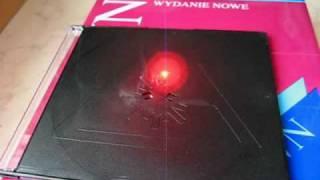 getlinkyoutube.com-Self made CNC machine with DVD writer laser burns laser hazard logo on CD case