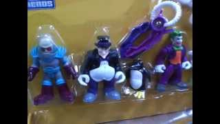 getlinkyoutube.com-Imaginext DC Superheroes & Friends