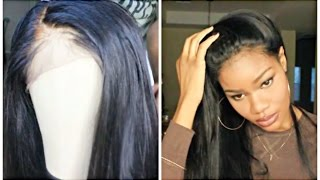 Customizing My 360 Lace Frontal | Featuring Fashion West Kiss Hair