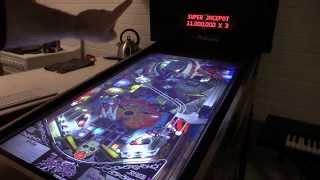 getlinkyoutube.com-Nick's Virtual Pinball Cabinet, A Basic Overview