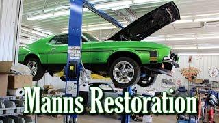 Manns Restoration - Hot Rods, Customs, & Classics - Festus, MO