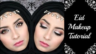 getlinkyoutube.com-EID Makeup tutorial 2015