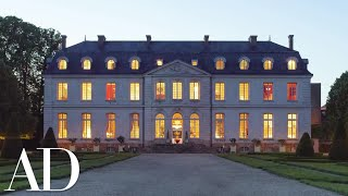 Inside Timothy Corrigan's Château du Grand-Lucé | Architectural Digest width=