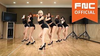 getlinkyoutube.com-AOA - 사뿐사뿐(Like a Cat) 안무영상(Dance Practice) Full ver
